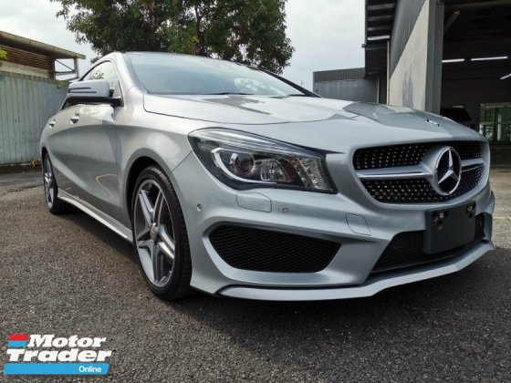 2015 MERCEDES-BENZ CLA 250 AMG Unreg