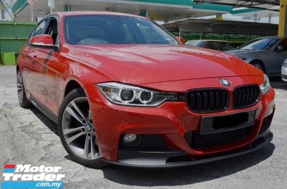 2012 BMW 3 SERIES 328i SPORTS 2.0 (A) 90K KM SERVICE RECORD