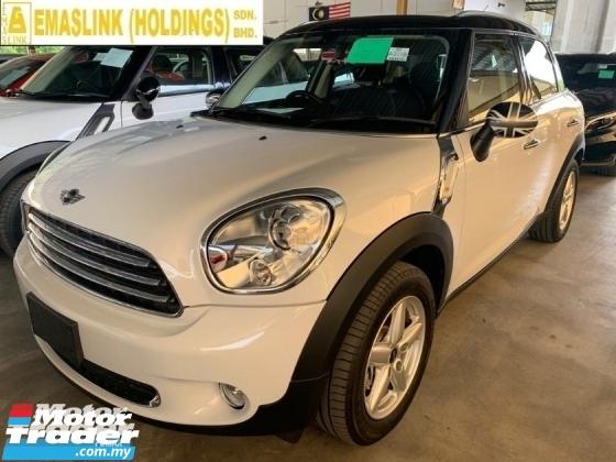 2014 MINI Countryman 1.6 NEW ARRIVAL UNREGISTER PROJECTOR HEADLAMP UK FLAG SIDE MIRROR
