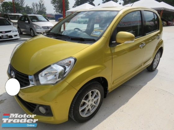 2017 PERODUA MYVI 1.3 (A) X One Owner Full Service Record 100% Accident Free High Loan Tip Top Condition Must View