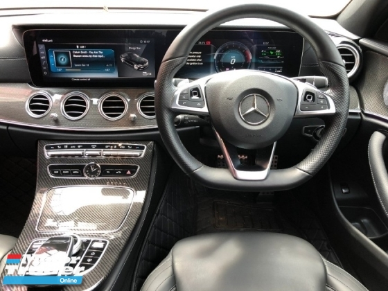 2018 MERCEDES-BENZ E-CLASS E350e Local