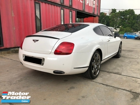 2007 BENTLEY CONTINENTAL GT Coupe Mulliner