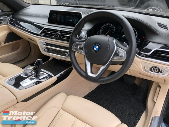 2016 BMW 7 SERIES 740Li M-Sport Unreg