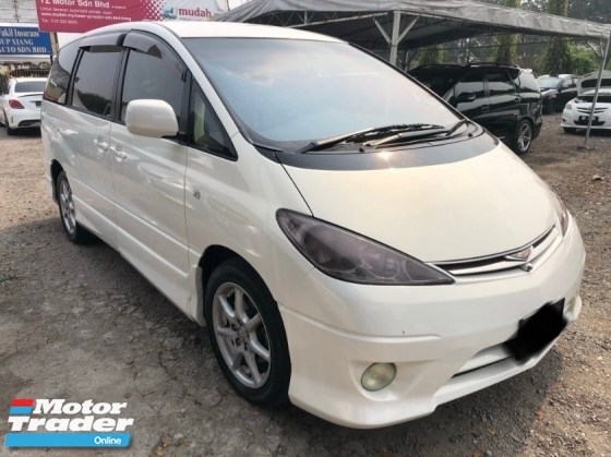 2005 TOYOTA ESTIMA 3.0 AERAS (A) 2 POWER DOOR 7 SEAT