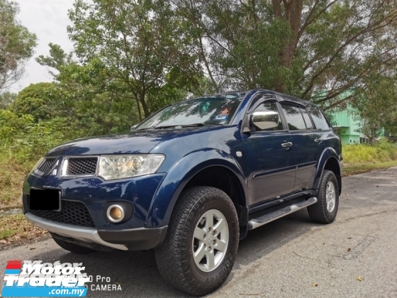 2010 MITSUBISHI PAJERO 2.5 (A) SPORTS - SUPERB ORIGINAL CAR CONDITION