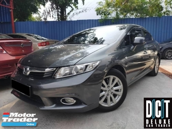 2014 HONDA CIVIC 1.8S-L PREMIUM I-VTEC LOW MILEAGE ORIGINAL PAINT ONE OWNER TIPTOP CONDITION LIKE NEW