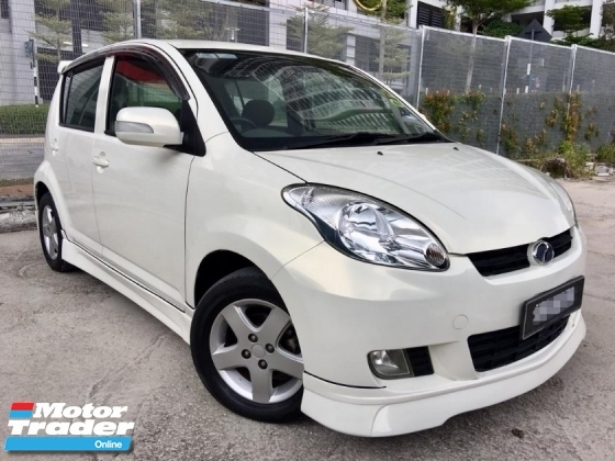 2011 PERODUA MYVI 1.3 EZI AT (2 YEAR WARRANTY)(TRUE YEAR MAKE)(LOW MILEAGE)(ONE OWNER)