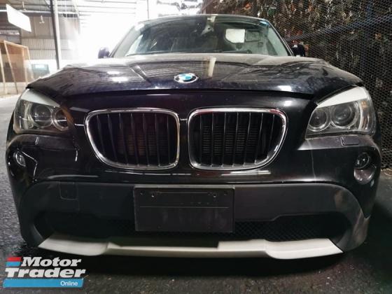 BMW X1 N46 2.0 HALF CUT