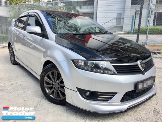 2014 PROTON PREVE EXEC 1.6 CVT 2 YEAR WARRANTY(TRUE YEAR MAKE)(LOW MILEAGE)(2 YEAR WARRANTY)(ONE OWNER)
