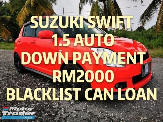 2005 SUZUKI SWIFT 1.5 AUTO SPORT BODYKIT / 15\