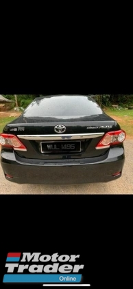 2010 TOYOTA COROLLA SE LIMITED G