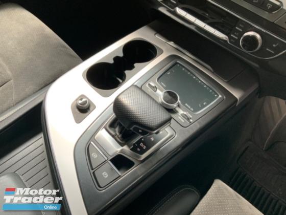 2015 AUDI Q7 3.0 TDI S line Quattro power boot electric seat Audi drive select unregistered
