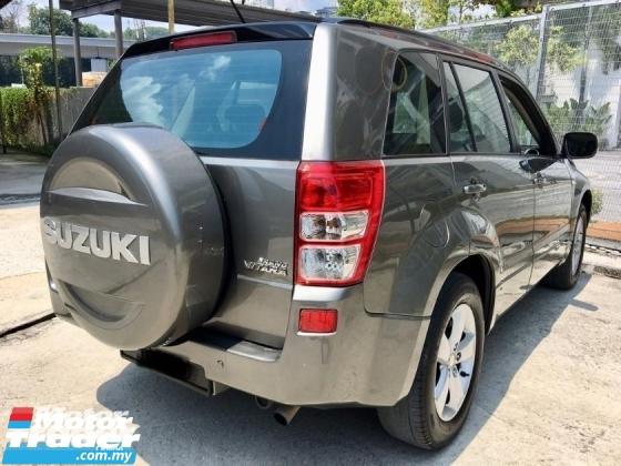 2008 SUZUKI GRAND VITARA 2.0 AT FACELITE (TRUE YEAR MAKE)(2 YEAR WARRANTY)(ONE OWNER)(LOW MILEAGE)