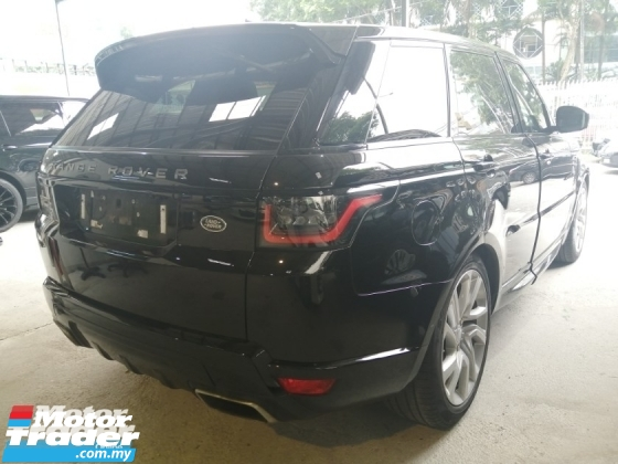 2018 LAND ROVER RANGE ROVER SPORT 3.0 HSE DYN S/CHARGE FACELIFT/NEW ARRIVAL/WARRANTY