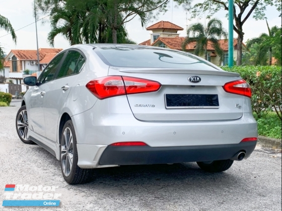 2014 KIA CERATO 1.6 (A) YD K3 High Spec Limited Sport Edition