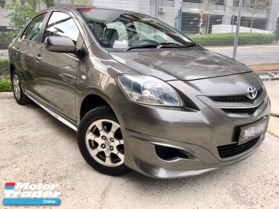 2008 TOYOTA VIOS 1.5 (AT)FULL BODYKIT (TRUE YEAR MAKE)(ONE OWNER)(LOW MILEAGE)(2 YEAR WARRANTY)