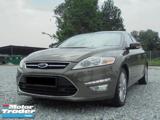 2011 FORD MONDEO Ford Mondeo 2.0 Ecoboost PowerShift TipTOP LikeNEW