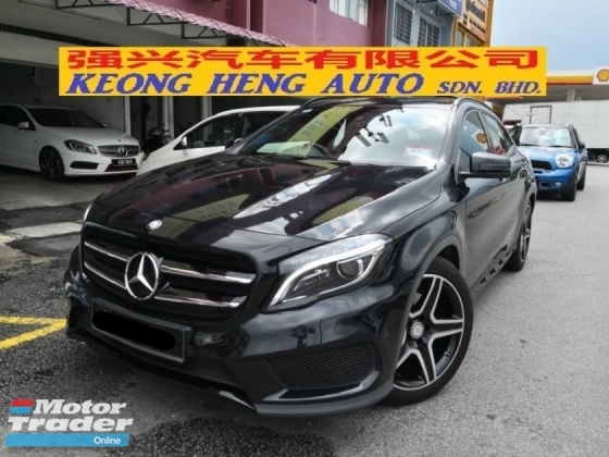2015 MERCEDES-BENZ GLA GLA250 AMG 4matic Turbo CBU TRUE YEAR MADE 2015 Mil 62k km Full Service Cycle and Carriage