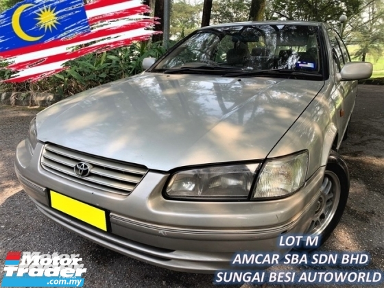2000 TOYOTA CAMRY 2.2 GX (A) XV20 1 OWNER GOOD CONDITION