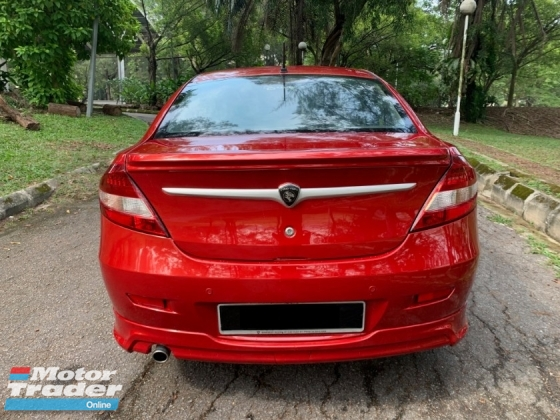 2012 PROTON PERSONA 1.6 ELEGANCE HIGH LINE (A) LEATHER 1 OWNER