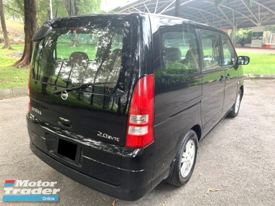 2010 NISSAN SERENA 2.0L HIGHWAY STAR (A) 7 SEAT HIGH LOAN