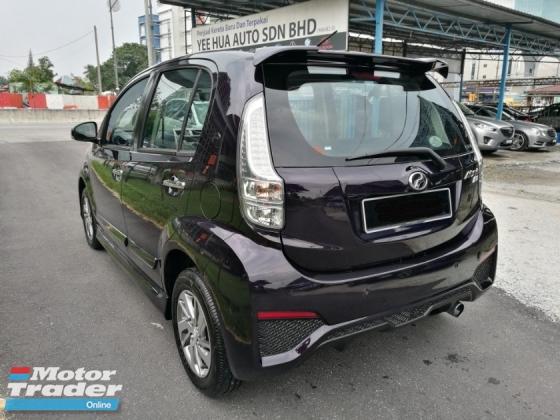 2017 PERODUA MYVI 2017 Perodua MYVI 1.5 SE (A) UNDER WARRANTY