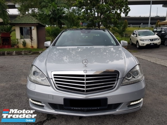 2010 MERCEDES-BENZ S-CLASS S350L (A) Very Well Maintained
