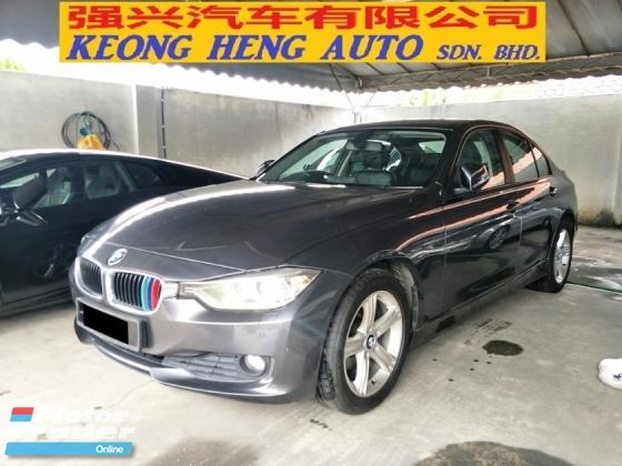 2013 BMW 3 SERIES 316I 1.6 1Yr WRNTY