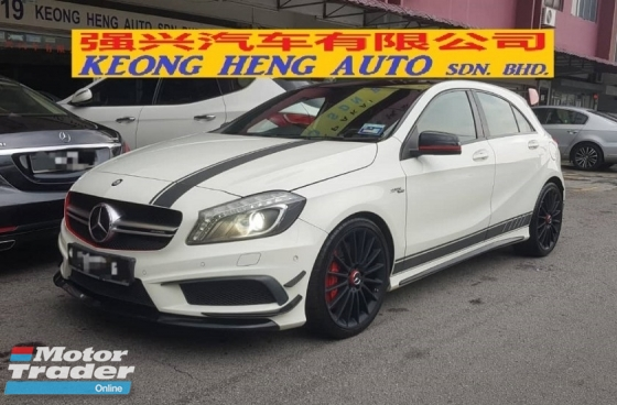 2014 MERCEDES-BENZ A45 A45 AMG 4MATIC