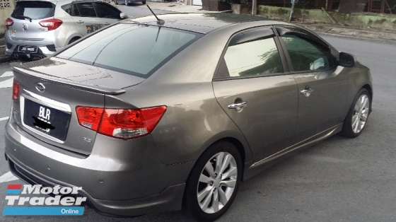 2012 NAZA FORTE 2012 Naza Kia Forte 1.6SX Full Spec 6speed keyless