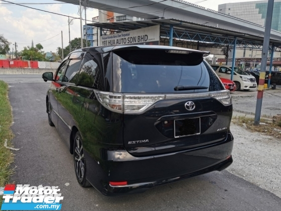 2014 TOYOTA ESTIMA 2014 Toyota ESTIMA 2.4 ACR50 (A) 2 POWER DOOR (BUY 1 FREE 8)
