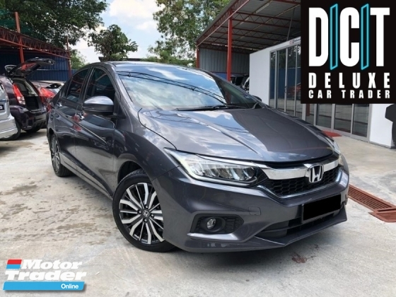 2019 HONDA CITY 1.5 V (A) 5K MILLAEGE UNDER WARRANTY UNTIL 2024 FULL SERVICE RECORD KEYLESS PUSH START BUTTON GOOD CONDITION
