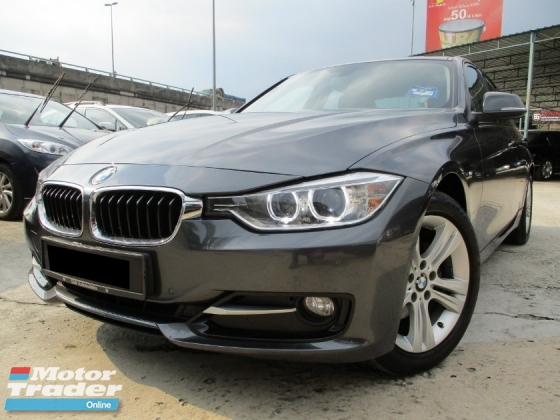 2013 BMW 3 SERIES 320d Sport 2.0 F30 FullServicesRecord