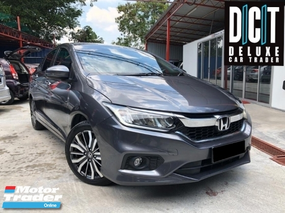 2019 HONDA CITY 1.5 V UNDER WARRANTY UNTIL 2024 LOE 5K MILEAGE ONLY FULL SERVICE RECORD