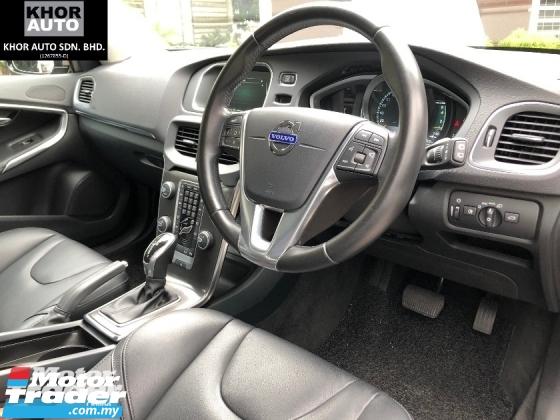 2016 VOLVO V40 2.0 T5 Facelift Under Warranty Free Service