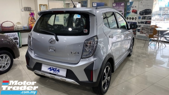 2020 PERODUA AXIA STYLE *ALL READY *FAST APPROVAL