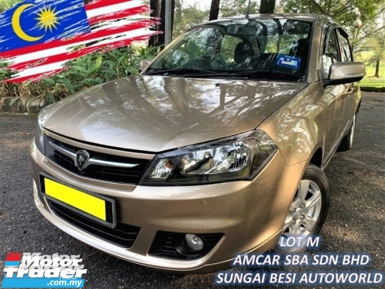 2013 PROTON SAGA 1.3 CVT EXECUTIVE (A) HIGH SPEC 1 OWNER