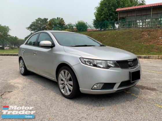 2011 KIA FORTE 1.6 (A) High Loan