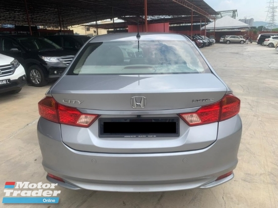 2016 HONDA CITY 1.5S TIP TOP CONDITION LOOK LIKE NEW