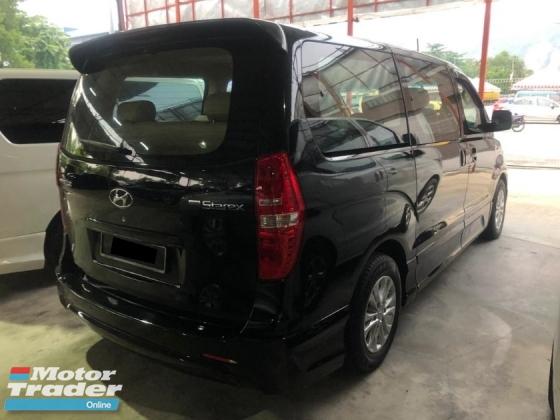 2011 HYUNDAI GRAND STAREX 2.5 AUTO ROYALE  TIP TOP CONDITION