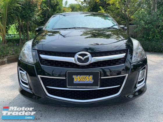2015 MAZDA 8 2.3 AUTO 3 DVD PLAYER SUNROOF TIP TO CONDITION