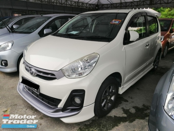 2013 PERODUA MYVI 1.5 Extreme ZHX (A) 1 Careful Owner, Low Mileage Car World King
