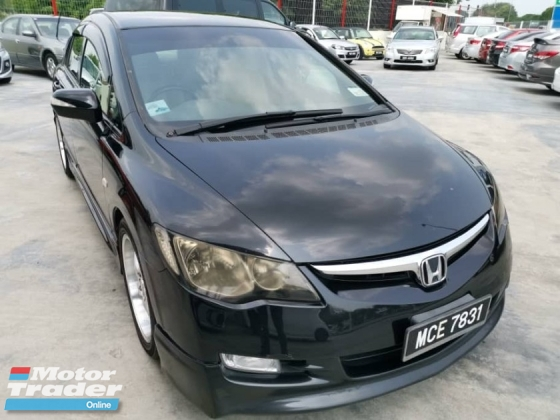 2006 HONDA CIVIC 1.8 i-VTEC (A) - Full Bodykit