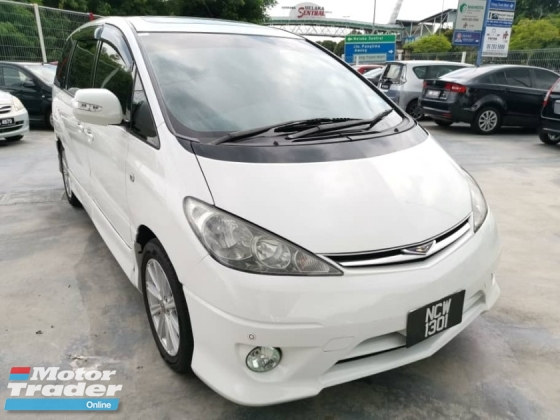2004 TOYOTA ESTIMA 2.4 Aeras (A) - 2 Power Door
