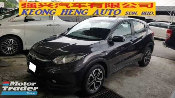 2016 HONDA HR-V 1.8 S I-VTEC (A) REG 2016, ONE CAREFUL OWNER, FULL SERVICE RECORD, LOW MILEAGE DONE 81K KM, SELDOM USE, 17\