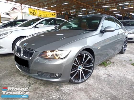 2007 BMW 3 SERIES Bmw 335i 3.0 (A) COUPE SE E92 FREE ROTAX INSURAN