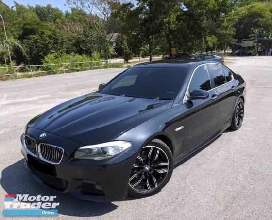 2011 BMW 5 SERIES Bmw 523i 2.5 F10 (A) M-SPORT STYLE 8 SPEED HI-LINE