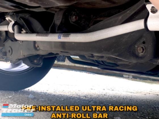 2014 HONDA CR-V CR-V FULL SPEC ORI PAINT PRE INSTALLED ULTRA RACING BAR