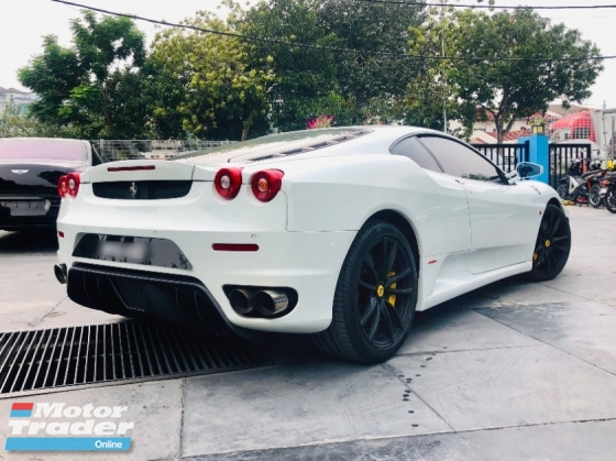 2008 FERRARI F430 4.3 V8 WITH CAPRISTO EXHAUST SYSTEM
