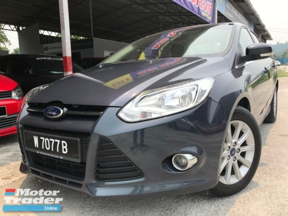 2013 FORD FOCUS 2.0 Ti-VCT TITANUM (A)LOAN40K